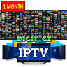 1 Month IPTV International Warranty For MAG OPENBOX V8S ZGEMMA ANDROID SMART TV