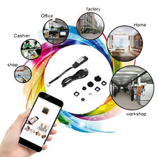 Wireless Spy Nanny Cam WIFI IP Pinhole DIY Digital Video Camera Mini Micro Dvr-