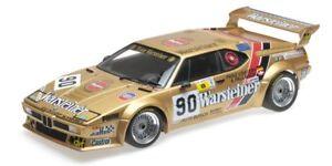 Bmw M1 Gr.b Warsteiner Pallavicini Winther Von Bayern 24h Le Mans 1983 1:12