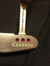 "Titleist Scotty Cameron Pro Platinum Newport Mil-Spec 34"" 340 grams"