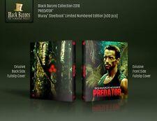Predator 2D+3D  Blu-ray SteelBook Black Barons Collection 17 Filmarena