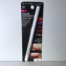 Maybelline Color Sensational Shaping Lip Liner NEW