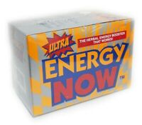 Ultra Energy Now 24pks x 3 Tablets Get Energy Feel Great Brand New Exp 11/2020