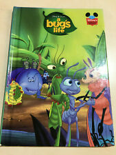 Walt Disney's Bugs Life Children's Book, Used Good condition