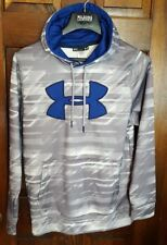 Womens Under Armour UA Storm 1 Pullover Hoodie Cold Gear Loose Size SM/P
