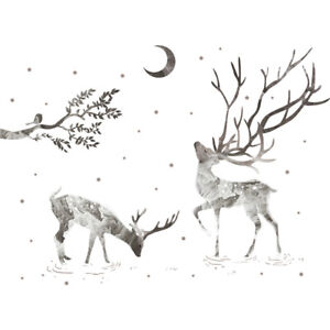 Elk Wall Decal XL 24x36in 12pc Wall Sticker customizable experience. ⭐️⭐️⭐️⭐️⭐️
