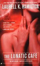 The Lunatic Café Laurell K Hamilton 2002 Paperback Anita Blake Vampire Hunter B4