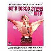 Various Artists - 80's Disco Stars & Hits (+DVD, 2006)