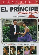 El Principe Enamorado (DVD, 2008, Brand New, Espanol w/ English Subtitles)