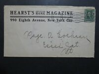 US 1907 Hearst American Home Magazine Cacheted Cover - Z9144