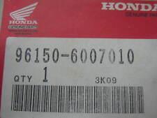 Honda ATC 110 125 200 Frein à tambour Roulement NOS 96150-6007010 ##