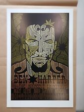 Ben Harper & The Innocent Criminals Melbourne 2006 Poster Art Rhys Cooper