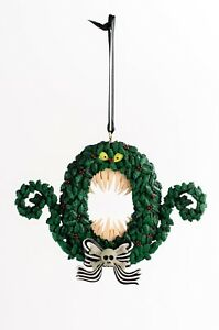 Disney Store Nightmare Before Christmas Wreath Christmas Tree Decoration - New