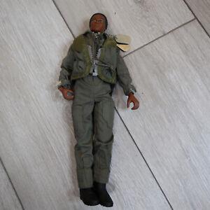 GI Joe 12 Inch US Army Helicopter Pilot African American Hasbro 1997