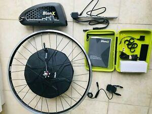 BionX e-Bike D500 Motor with Rim 700c Unlock Speed (Completed Kits)