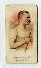 (Gx355-454) Allen & Ginter, N29 The Worlds Champions 2, Albert - Walker 1889 G
