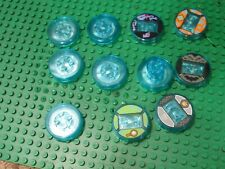 LEGO Dimensions lot of 11 Tag Bases Minifigures & toy tags discs xbox ps4