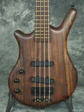 2003 LEFT HANDED WARWICK THUMB BOLT-ON 4 STRING BO BASS GUITAR MADE IN GERMANY