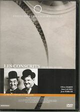 DVD ZONE 2--LES CONSCRITS--OLIVER HARDY & STAN LAUREL