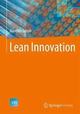 VDI-Buch: Lean Innovation by Günther Schuh, S. ning and Sch&ouml (2013,...