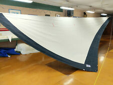 Hunter 380 Furling Headsail, 45.25' Luff by 40.5 Leech, 15.5' Foot