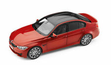1:18 NOREV 2017 BMW M3 (F80) Competition Package orange NEW DEALER PROMO !!!