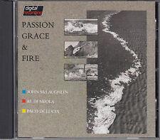 Paco de Lucia/passion, Grace and Fire (nouveau)