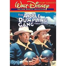 The Apple Dumpling Gang Rides Again, Excellent DVD, Audrey Totter, Don Knotts, R