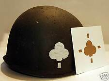 USA Helmet Stencil 327th GIR 101st Glider Infantry Regiment Early War M1 M2 M1C
