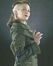 Helen McCrory 'Harry Potter' *Signed* 10x8 Photo AFTAL