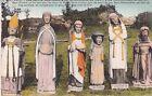 MONCONTOUR 1206 les saints guérisseurs de notre-dame du haut statues