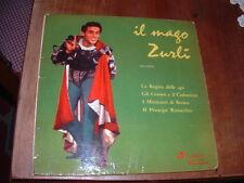 """IL MAGO ZURLI'  """" LA REGINA DELLE API...."""" E.P.  ITALY'57  FAVOLE DI GRIMM"""