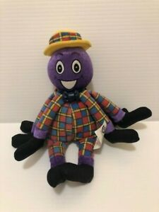 2006 The Wiggles Touring Party Limited HENRY THE OCTOPUS Plush 21cm