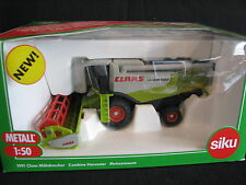 Siku Claas Lexion 600 Combine Harvester 1:50 beige / groen #1991