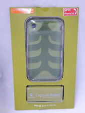 SwitchEasy Capsule Rebel Dual Layer Case Cover for iPhone 3G Olive Green NEW Box