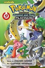 Pokmon Adventures: Diamond and Pearl/Platinum, Vol. 9 Pokemon