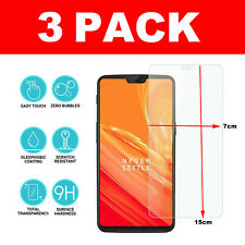 For OnePlus 6 Genuine Protective Tempered Glass 9H Screen Film