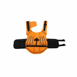 Summer Dog Life Jacket Reflective Wing Dog Safety Swimwear Pet Life Vest Costume
