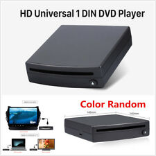 Universal 1-Din Car Radio DVD Player External Android Stereo Interface USB 2.0