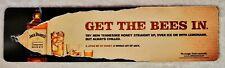Jack Daniels Whiskey Tennessee Honey Bar Runner-Breweriana/Mancave