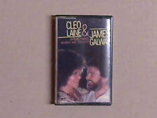 Cleo Laine & James Galway - Sometimes When We Touch (Cassette Album)