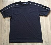 "mens dark blue Prostar sports  t shirt Size small 34""-36"" chest NEW"