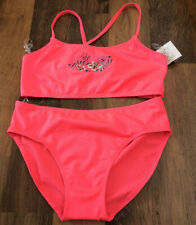 Next Girls Pink Bikini Set Age 13 BNWL
