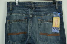 Mens NEXT Jeans W 32 L 30 (WEST SHORE DENIMS) STRAIGHT BUTTON FLY EXCELLENT P5
