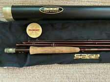 SAGE TCR 590-4 GRAPHITE IIIE 9FT 5WT FLY ROD