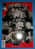 Umbrella Academy Dallas God Save the President #1 Newsstand Edition Variant
