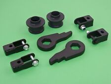 """2000-2006 GMC Chevy 2WD 4WD Forged Lift Kit Front 1-3"""" Rear 2.5"""""""