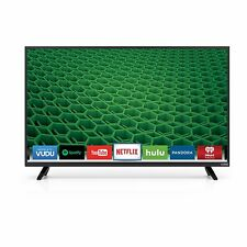 """Vizio 39"""" Full-Array Led Smart Hdtv D39hn-D0 w Bluetooth-Streaming Excell Price"""