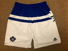 Paul George MeiGray Game Used Shorts 2015-2016 All-Star Game Indiana Pacers