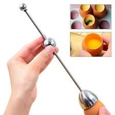 Egg shell Boiled Cooked Topper Egg Cracker Snipper Stainless Kitchen Tool